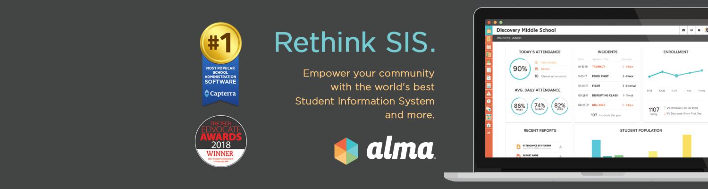 Alma   Rethink SIS