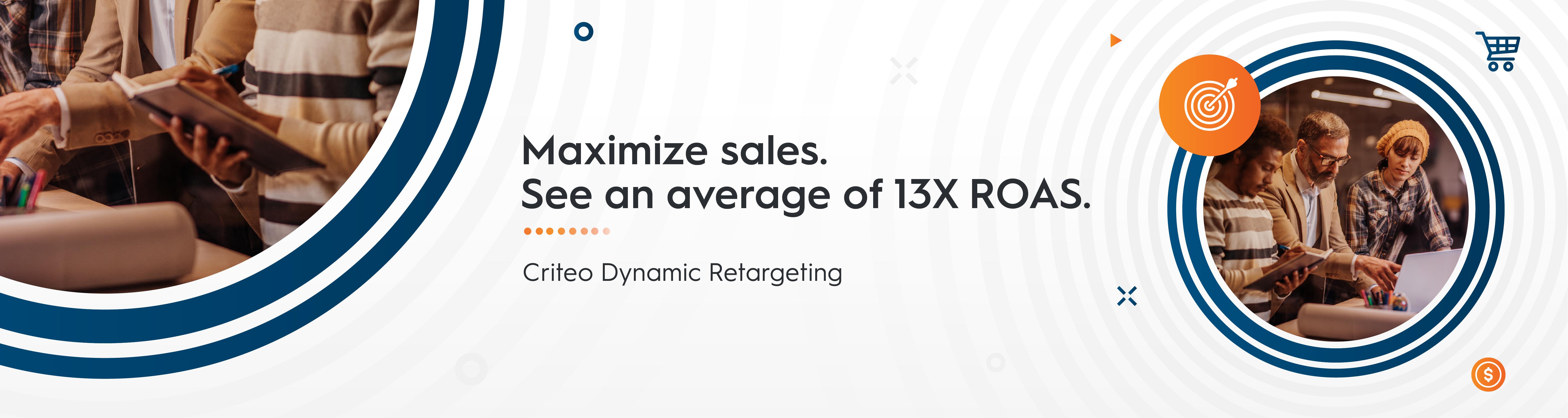Criteo Dynamic Retargeting