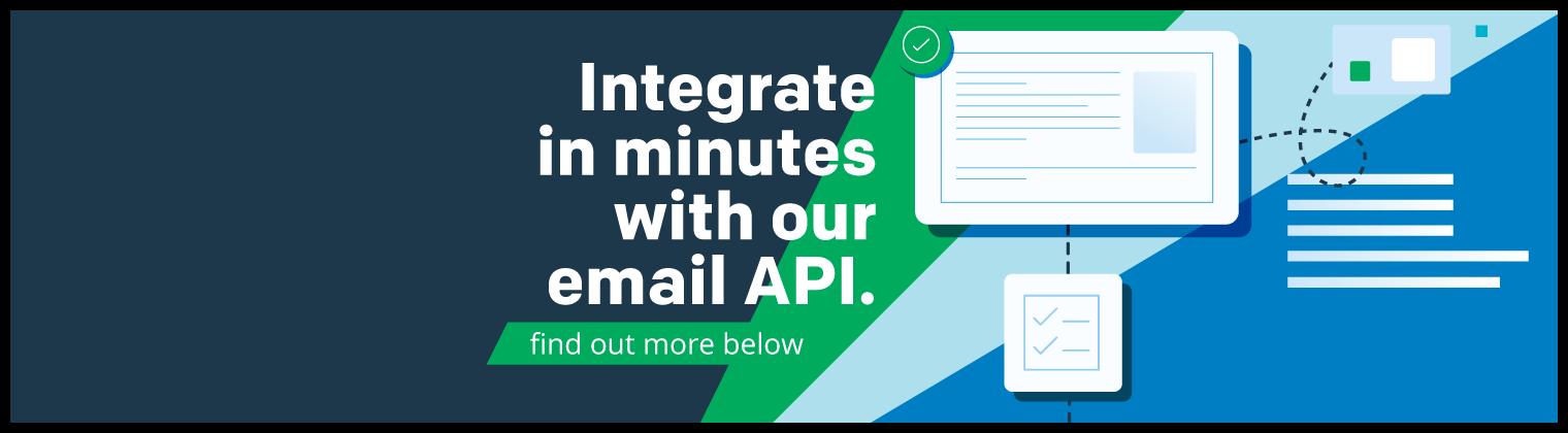 SendGrid Email API