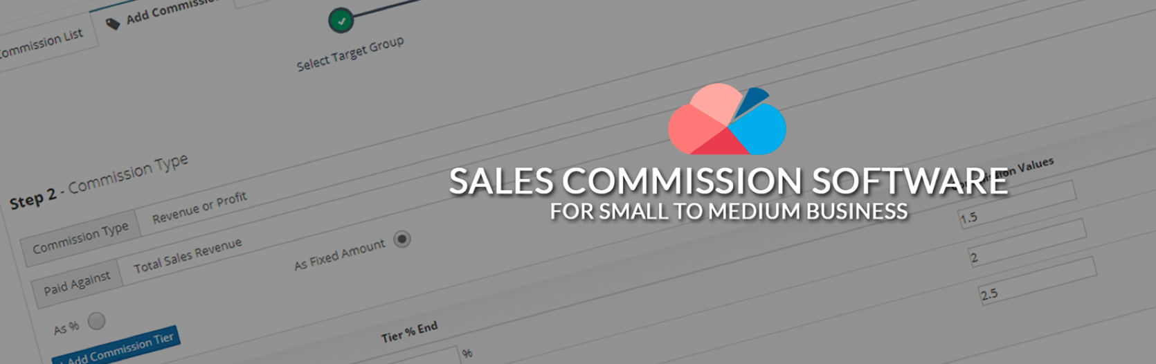 Commissionly - Sales Commission Software