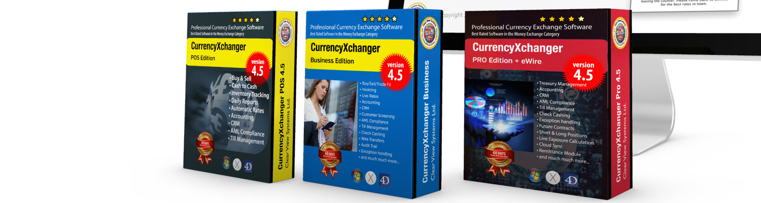 CurrencyXchanger