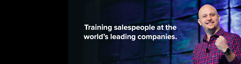 JBarrows Sales Training