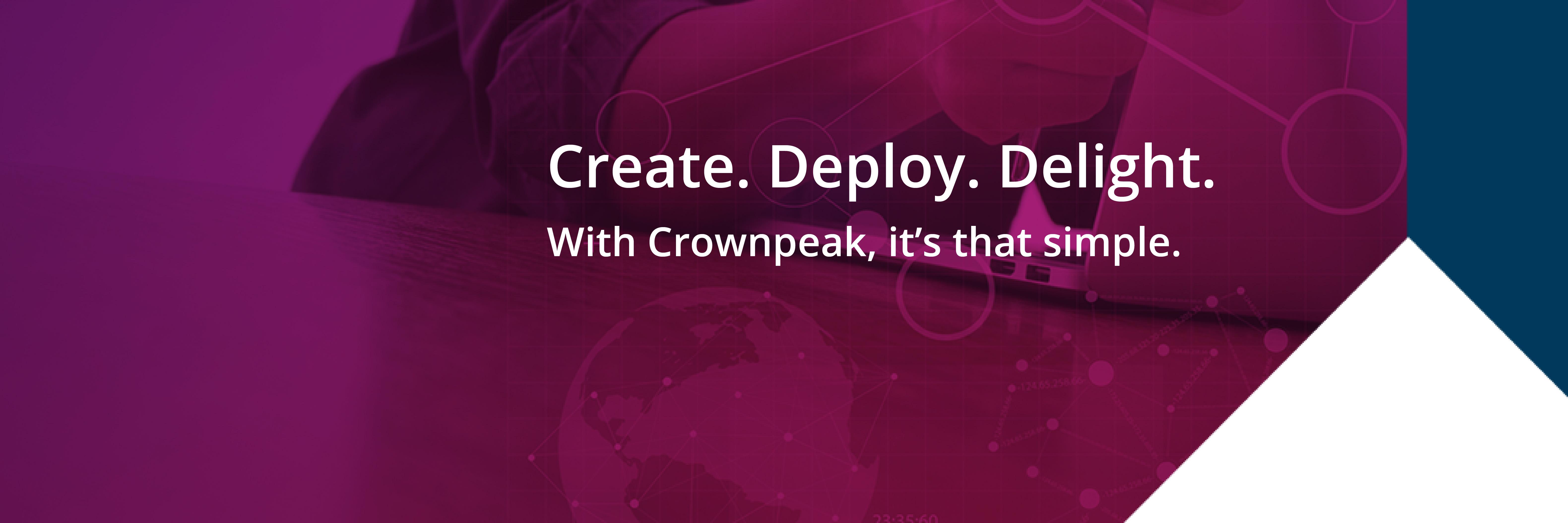 Crownpeak DXM
