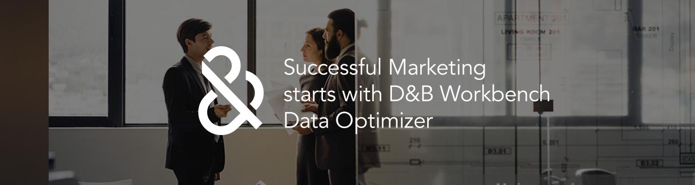 D&B Workbench Data Optimizer