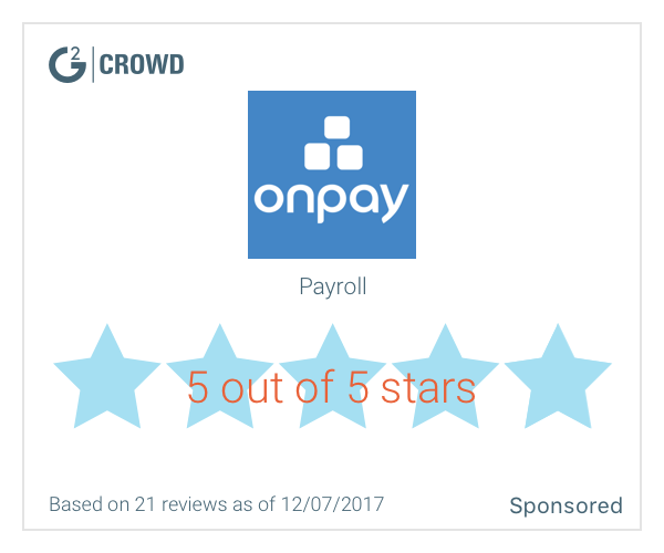 Onpay payroll  starrating  2x