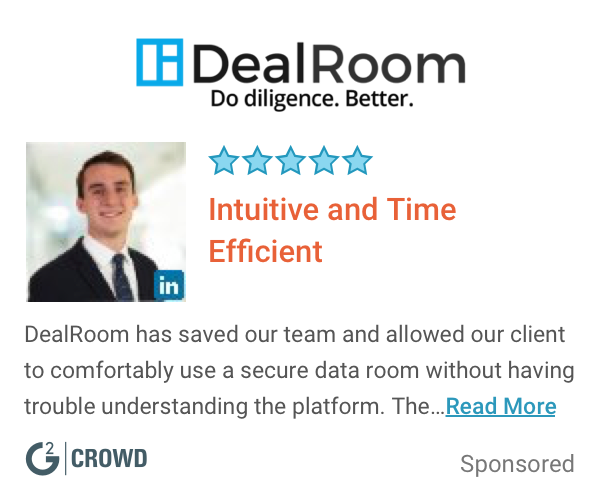 Dealroom review  2x