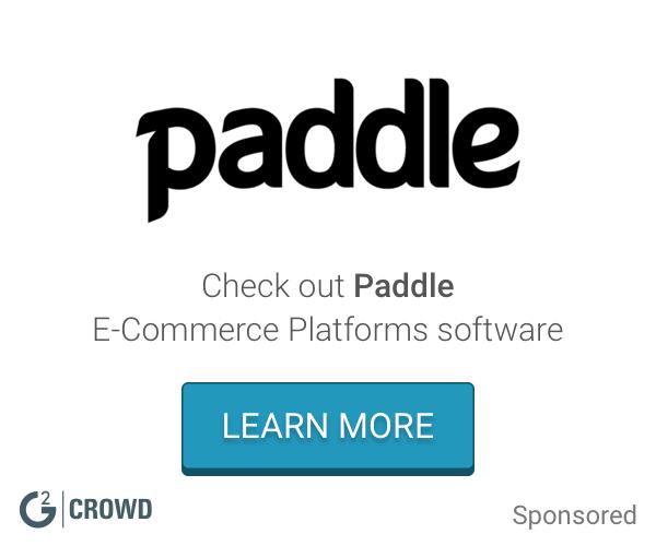Paddle ecomm 2x