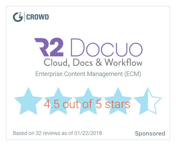 R2 docuo star rating  2x