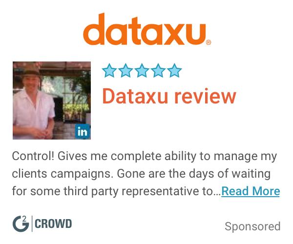 Dataxu review  2x