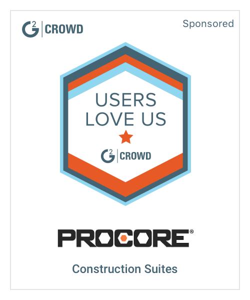 Procore userslove  2x
