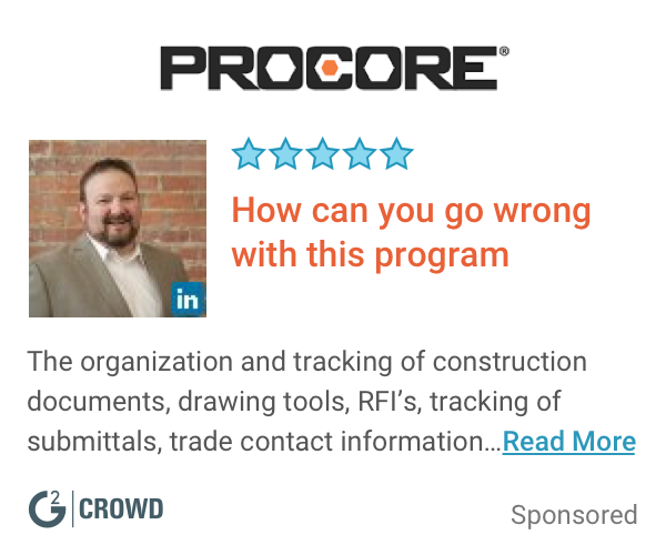 Procore review  2x