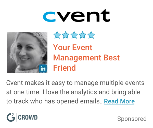 Cvent review  2x