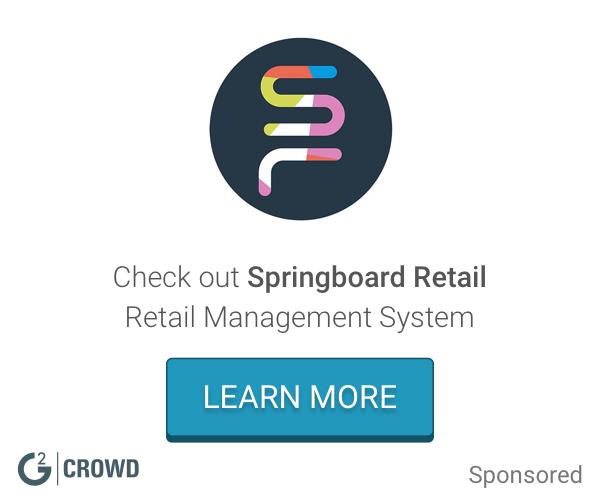 Springboard retailmang  2x