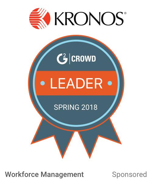 Kronos wfmang  leader  2x