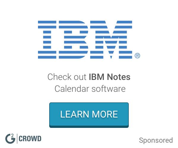 Ibmnotes calendar  2x