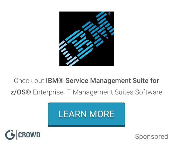 Ibm  service management suite for  z os  2x