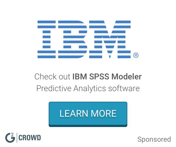 Ibm spss modeler 2x