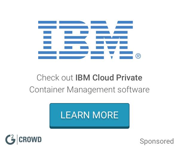 Ibm cloud private 2x