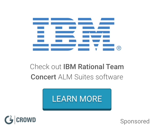 Ibm rational team concert alm  2x