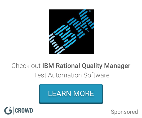 Ibm rational quality manager testauto  2x