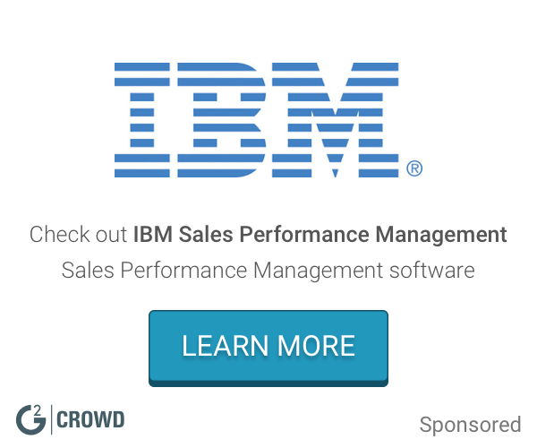 Ibm sales performance management 2x