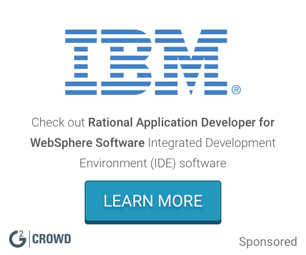 Rational application developer for websphere software 2x