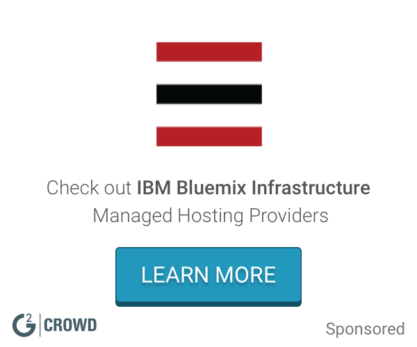 Ibm bluemix infrastructure 2x
