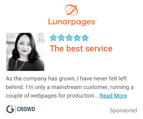 Lunarpages review  2x