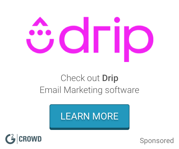 Drip email marketing software 2x