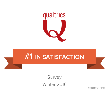 Qualtrics   survey   satisfaction