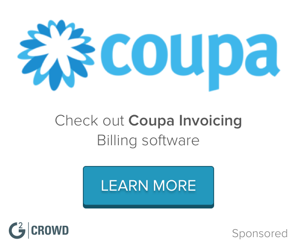 Coupa invoicing 2x