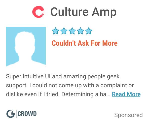 Culture amp 2x