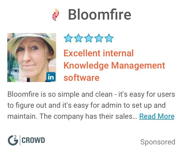 Bloomfire  km  2x