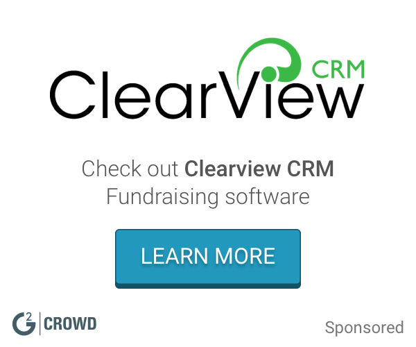 Clearview crm  fundraising  2x
