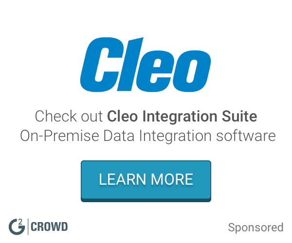 Cleo integration suite  on premise data integration