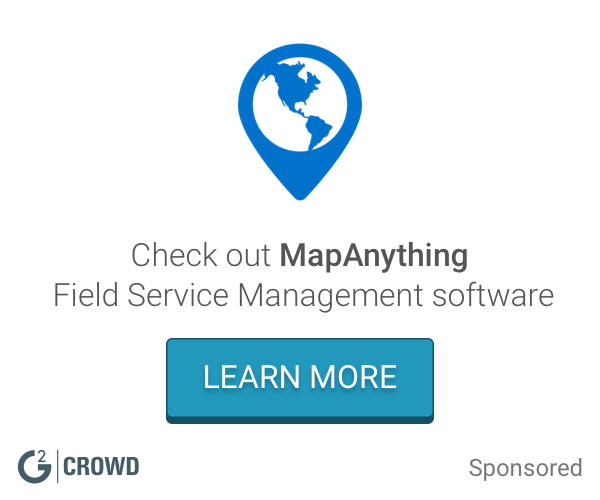 Mapanything field service management   2x