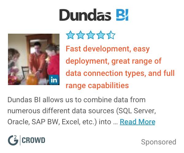 Dundas bi  customer review   2x