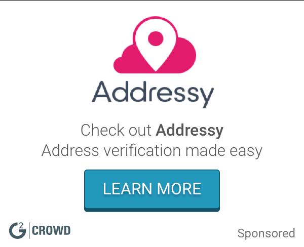 Addressy  data quality   2x