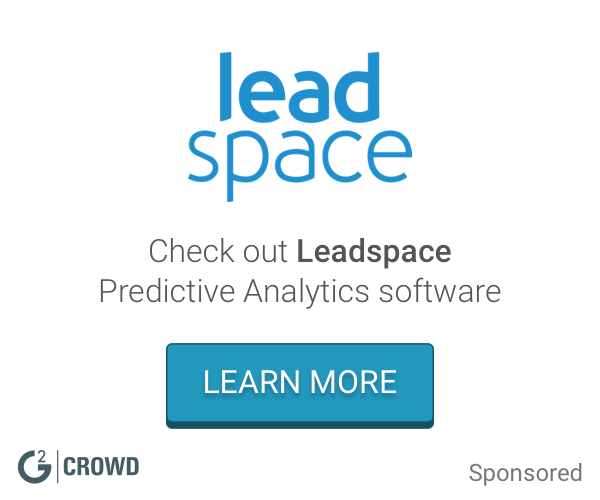 Leadspace  predictive analytics   2x