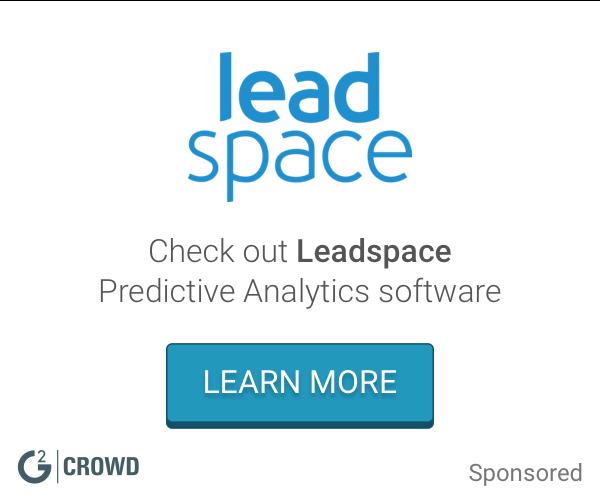 Leadspace  predictive analytics   2x