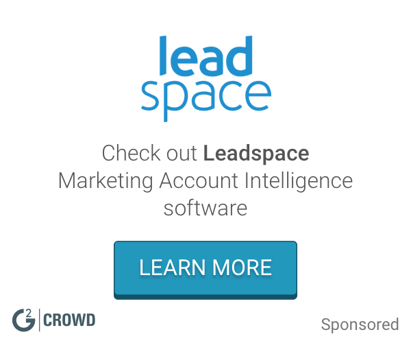 Leadspace  marketing account intelligence  2x