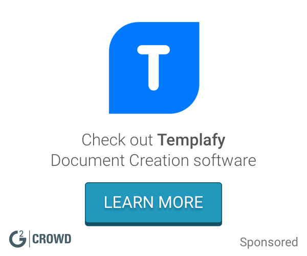 Templafy  document creation  2x