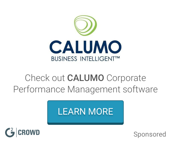 Calumo  corporate performance management  2x