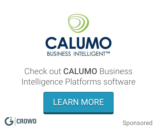 Calumo business intelligence platforms  2x