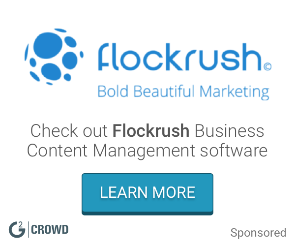 Flockrush  business content management  2x