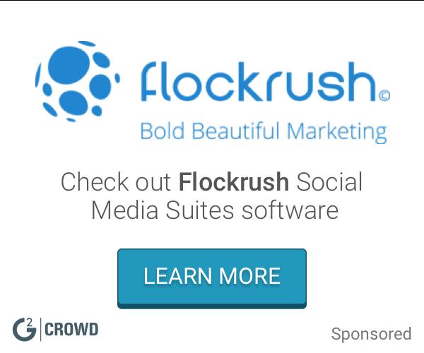 Flockrush  social media suites  2x