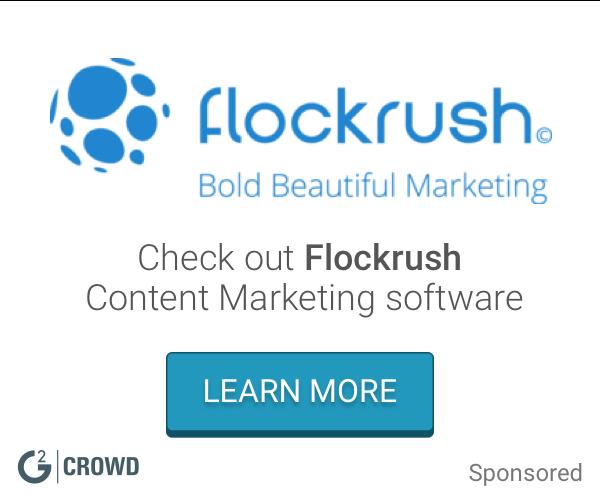 Flockrush  content marketing  2x