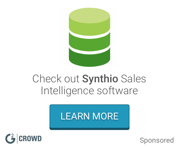 Synthio  sales intelligence   2x