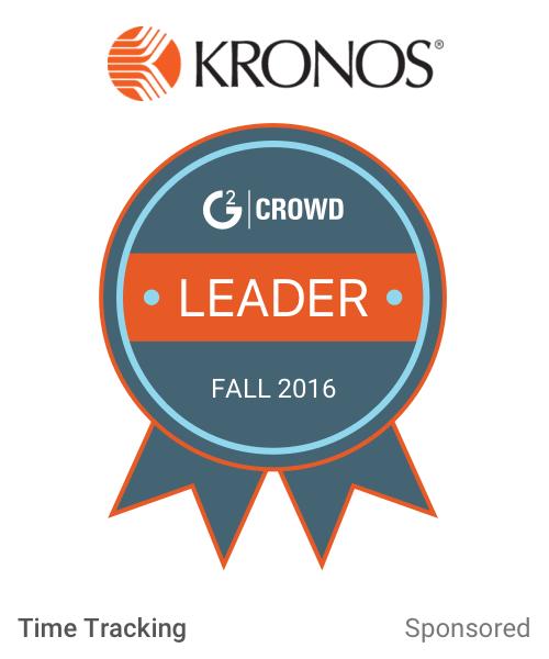 Kronos workforce cenral time tracking  2x
