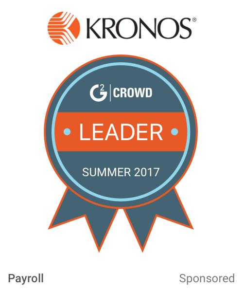 Kronos workforce cenral payroll  2x